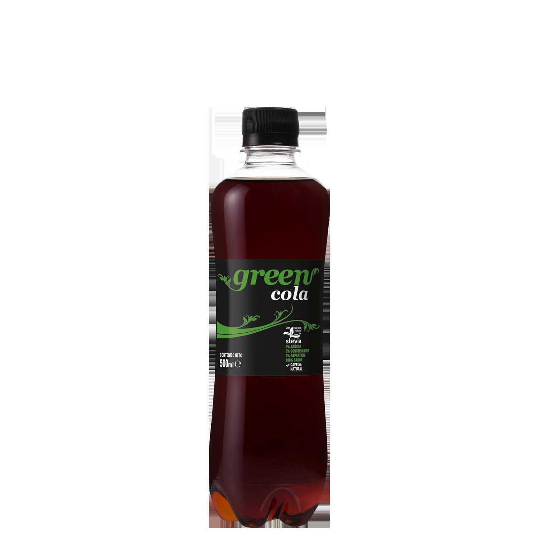 Green Cola - Botella - 500ml