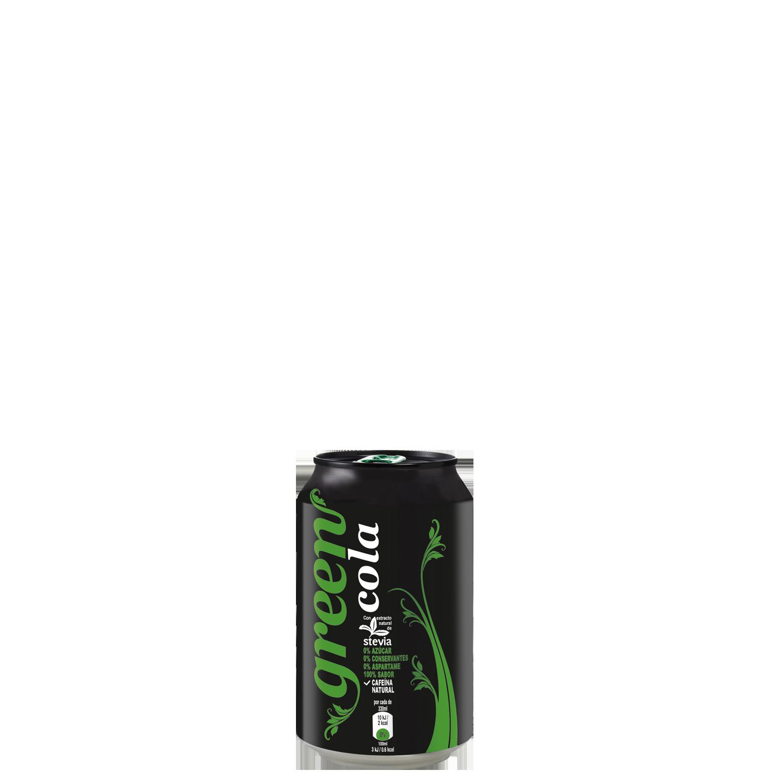 Green Cola - Lata - 330ml