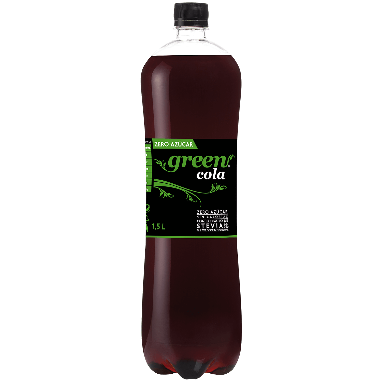Green Cola - Botella - 1.5lt